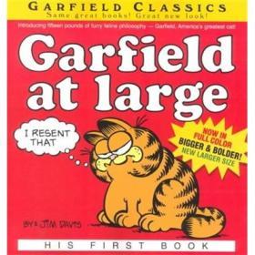 Garfield at Large:His First Book (Davis, Jim. Garfield Classics.)