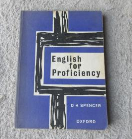 English for Proficiency