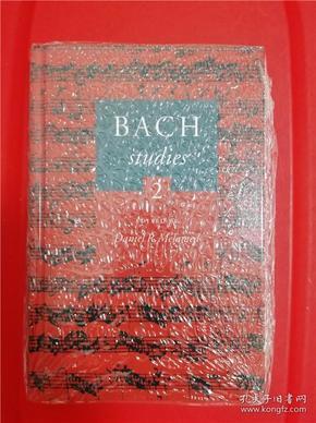 Bach Studies 2 (巴赫研究)研究文集
