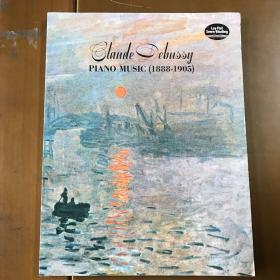 (德彪西钢琴音乐(1888-1905))Piano Music 1888-1905
