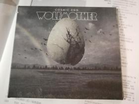 Wolfmother Cosmic Egg  豪华CD