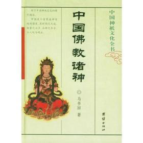 中国佛教诸神:中国神祗文化全书