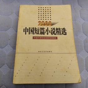 2000年中国短篇小说精选