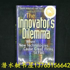 The Innovators Dilemma:When New Technologies Cause Great Firms to Fail