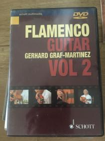 实拍 国外原版音乐 DVD Flamenco Guitar Gerhard Graf-Martinez