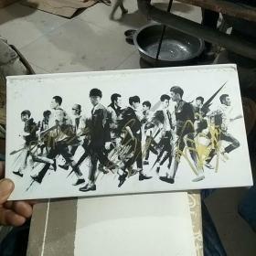 追梦敢不敢 内含签名海报 光盘2张( 附签名)
