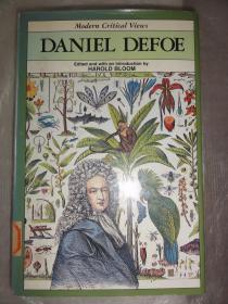 DANIEL DEFOE(Modern Critical Views)英文原版精装本 丹尼尔·笛福