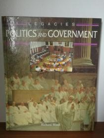 政治与政府 Politics and Government (政治学)英文原版书