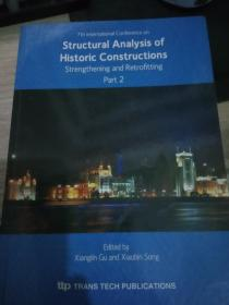 Structural Analysis of Historic Constructions 附光盘 9780878492398