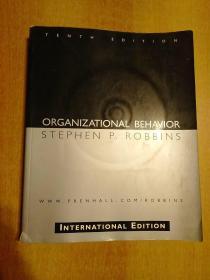 ORGANIZATIONAL BEHAVIOR STEPHEN P.ROBBINS【含光盘】