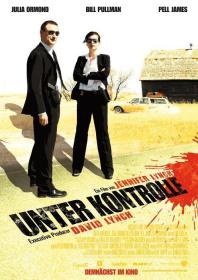 KL 美国 大卫林奇女儿 詹妮弗·林奇 Jennifer Chambers Lynch 监视 Surveillance (2008) DVD