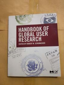 HANDBOOK OF GLOBAL USER RESEARCH(内页干净)