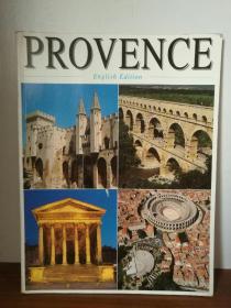 全彩图文版 普罗旺斯:历史与风光 Provence:Picture, History and a Guide to the Principal Sites, Town and Villages (国家与城市)英文原版书