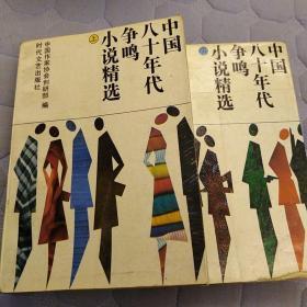 中国八十年代争鸣小说精选