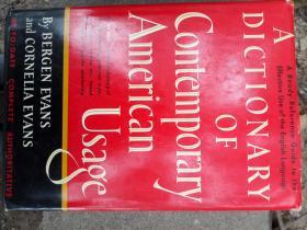 A DICTIONARY OF CONTEMPORARY AMERICAN USAGE(当代美语用法辞典)车厢一