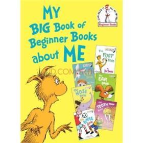 My Big Book of Beginner Books about Me苏斯博士:关于我的大书 英文原版