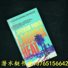 Laguna Heat (by Jefferson Parker) 加州惊险悬疑小说英文原版