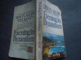 英语原版《EVENING IN BYZANTIUM》.拜占庭之夜