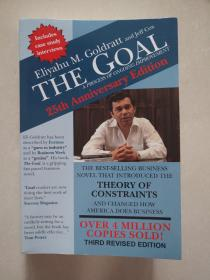 The goal  a process of ongoing improvement    third revised edition