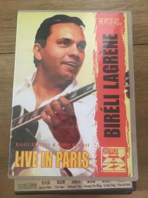 实拍 国外原版音乐DVD Bireli Lagrene & Gipsy Project Live in Paris