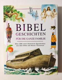 BIBEL GESCHICHTEN: FÜR DIE GANZE FAMILIE 《圣经故事:为整个家族》