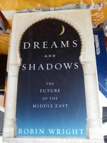 DREAMS AND SHADOWS THE  FUTURE OF THE  MIDDLE EAST 外文原版 精装 车厢一
