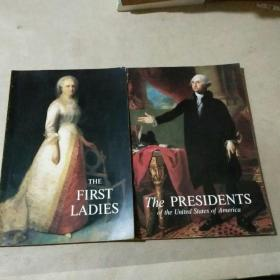 THE FIRST LADIES、 THE PRESIDENTS  两册合售