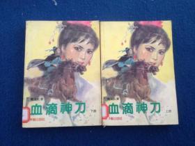 (9-3)独孤红著 武侠小说 血滴神刀(2全)