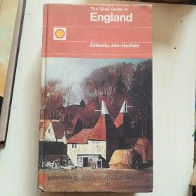 The Shell Guide to England(英文原版)