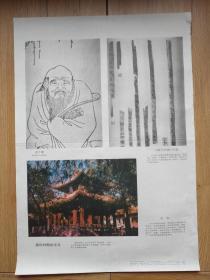 春秋时期的文化(中国历史教学挂图 奴隶社会  6(6))