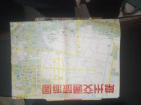 常州交通旅游图
