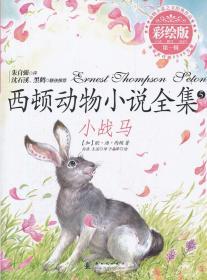 西顿动物小说全集(彩绘版)——小战马