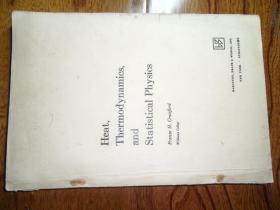 HEAT,THERMODYNAMICS,AND STATISTICAL PHYSICS
