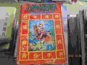 中国神秘文化丛书:八字预测学