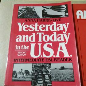 Yesterday and today in the U.S.A.(英文版)