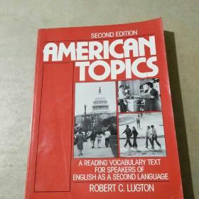 AMERICAN TOPICS(英文版)