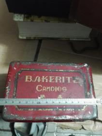 民国饼干盒