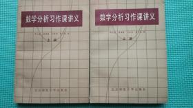 数学分析习作课讲义 上册