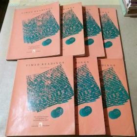 TIMED READINGS Third Edition(定时读数第三版)4-10共7册