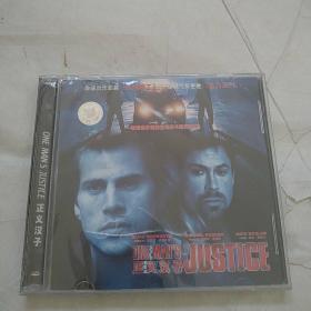 电影:正义汉子 VCD光盘 未拆封