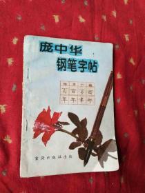 庞中华钢笔字帖 ..
