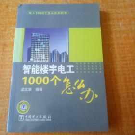 电工1000个怎么办系列书:智能楼宇电工1000个怎么办