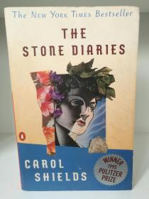卡罗尔·希尔兹:斯通家史札记 The Stone Diaries by Carol Shields (加拿大文学)英文原版书
