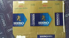 烟标 hero 100S