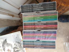 当代艺术家丛书 1-5辑26册  罗中立 陈丹青、何多苓、黄锐、丁芳、刘小东、方力钧等