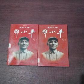 我的父亲邓小平连环画上下