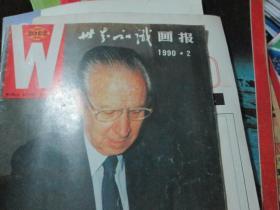 世界知识画报杂志1990年第2期