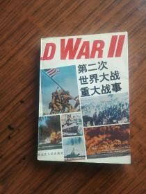 第二次世界大战重大战事