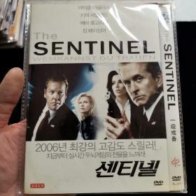 DVD光盘 一级戒备 1碟简装