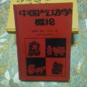 中国气功学概论(精装)